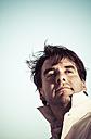Portrait of pensive man - KRP000388