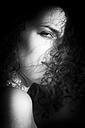 Portrait of smiling woman, close-up - KRP000386