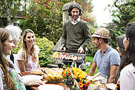People on a barbecue - ABF000579