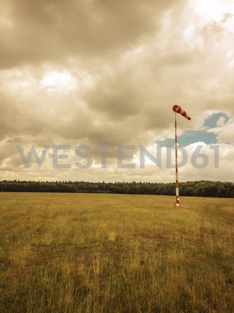 Windsock at airfield, Hartsholm, Germany - FBF000305