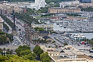Spain, Barcelona, harbour - AMF002053