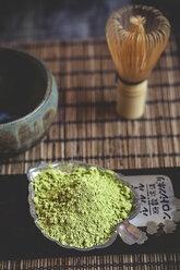 Japanese matcha tea - SBDF000671