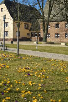 Germany, Hesse, Frankenberg, St. Georgenberg Abbey - MHF000291