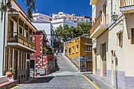 Spain, Canary Islands, Gran Canaria, San Bartolome de Tirajana, houses - MABF000225