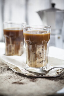 Iced coffee with sweet condensed milk - SBDF000696