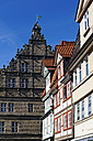 Germany, Lower Saxony, Hameln, Old town, old town hall, historical buildings - HOHF000627