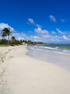 Caribbean, Saint Lucia, Beach at Vieux-Fort - AMF002094