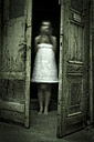 Ghost behind door - CvK000046