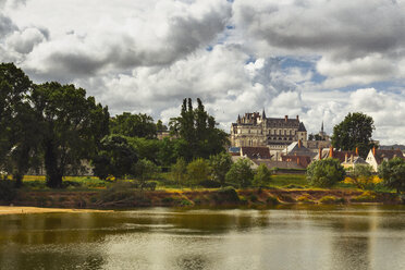France, Centre, Indre-et-Loire, Amboise, Chateau d'Amboise - DWIF000027