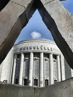 Volksbuehne Theatre, Rosa-Luxembourg-Platz, Germany, Berlin - BFR000385