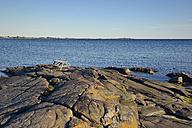 Sweden, Varberg, Rocky coastline at Kattegat - BR000198