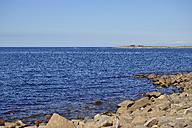 Sweden, Varberg, Rocky coastline at Kattegat - BR000201
