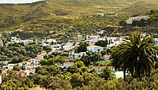 Spain, Canary Islands, Gran Canaria, Mountain village Temisas - AMF002118