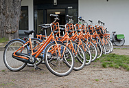 Netherlands, Maastricht, Bicycle hire - HL000450