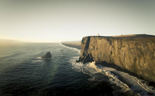 Iceland, Cliff near Dyrholaey - STCF000022