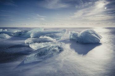 Iceland, Ice at the beach of Jokurlsarlon - STC000034