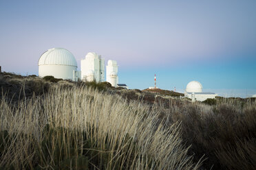 Spain, Canary Islands, Teneriffe, Teide observatory - STCF000048