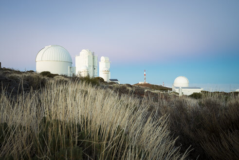 Spain, Canary Islands, Teneriffe, Teide observatory - STCF000048