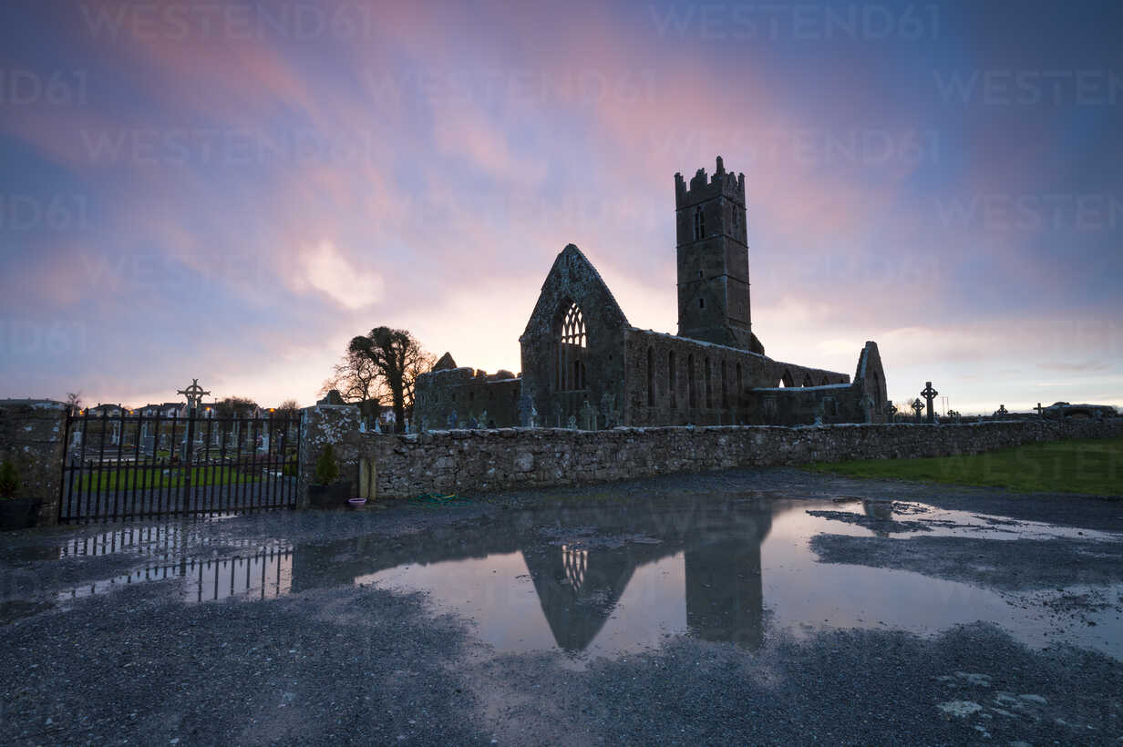 Ireland, Limerick, St. Mary's Cathedral - STC000059 - Spotcatch/Westend61
