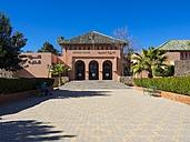 Morocco, Marrakesh-Tensift-El Haouz, Medina, City library - AMF002183