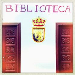 Library in Santa Cruz de La Palma, Canary Islands, Spain - SE000658
