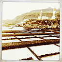 Salt extraction at La Palma, La Palma, Canary Islands, Spain - SEF000648