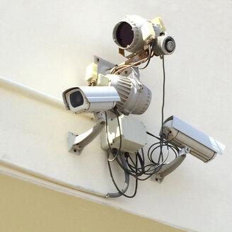Surveillance cameras, Fuerteventura, Spain - DRF000661