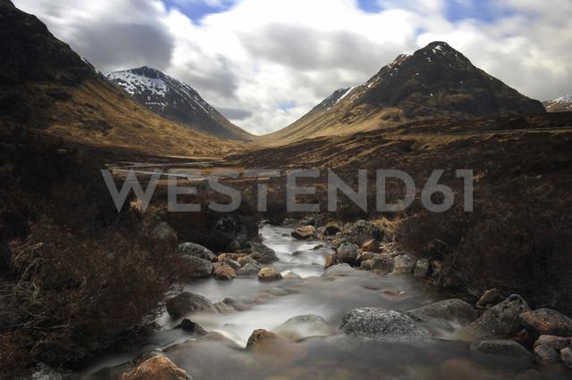 UK, Scotland, Glen Coe highlands - FDF000055