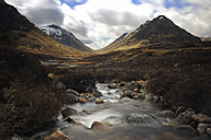 UK, Scotland, Glen Coe highlands - FDF000055