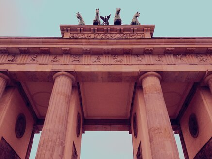Brandenburg Gate, Berlin, Germany - RIMF000238