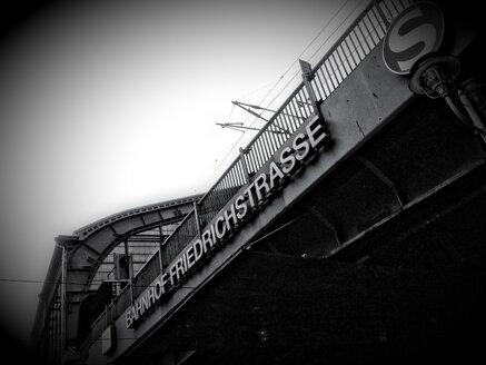 Station, Friedrichstrasse, Berlin, Germany - RIM000257