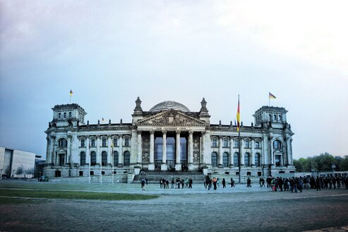 Reichstag, Berlin, Germany - RIMF000260