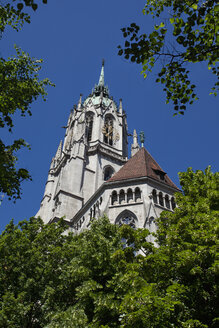 Germany, Bavaria, Munich, St Paul's Church - RDF001275