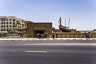UAE, Dubai, Al Fahidi Fort, Dubai Museum - THA000285