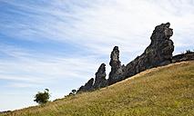 Germany, Saxony-Anhalt, Harz, Devil's Wall - FCF000067