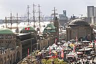 Germany, Hamburg, Celebration of the Harbour birthday - CSTF000302