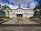 Caribbean, Antilles, Lesser Antilles, Martinique, Fort-de-France, Townhall - AMF002196