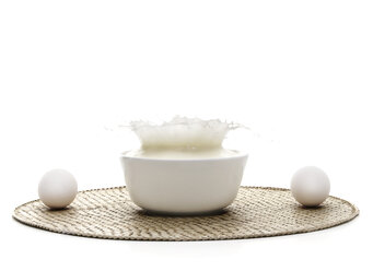 Eggs and milk - CNF000031