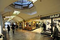 Germany, North Rhine-Westphalia, Duesseldorf, Koenigsallee, shopping gallery 'Koe Galerie' - MIZ000445