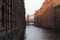 Germany, Hamburg, Speicherstadt - DHL000432