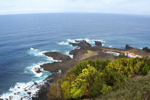 Portugal, Azores, Sao Miguel, Ponta da Ferraria, Pico das Camarinhas - ONF000530
