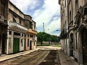 South America, Uruguay, Montevideo, Street View - AVS000144