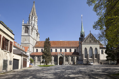 Germany, Baden-Wuerttemberg, Constance district, Constance, Konstanz Minster - WIF000639