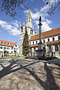 Germany, Baden-Wuerttemberg, Constance district, Constance, Konstanz Minster - WIF000640
