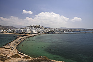 Greece, Cyclades, Naxos City, Harbour - KRPF000485