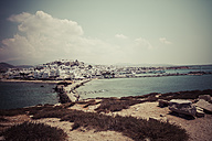 Greece, Cyclades, Naxos City, Harbour - KRP000488