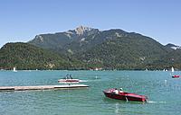 Austria, Salzkammergut, Salzburg State, Lake Wolfgangsee, - WW003272