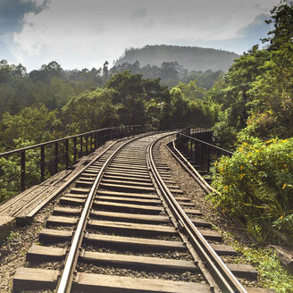 Railway Bridge, Ella, Sri Lanka - DRF000684