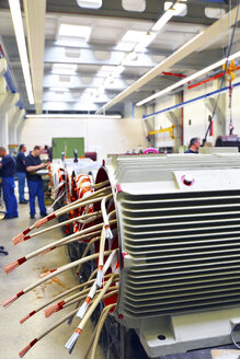 Electric motor production in a factory - SCH000196