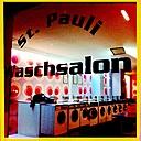 Germany, Hamburg, laundromat in St. Pauli - MMO000129